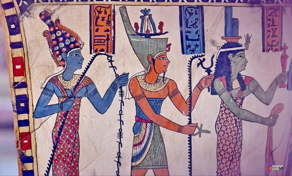 Ancient Egyptian Race Art & Culture - Egypt Fun Tours